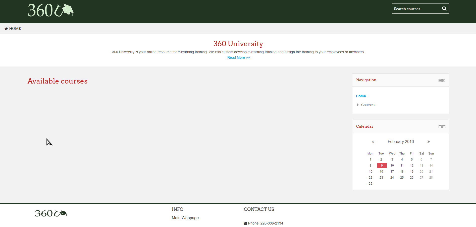 360U Screenshot